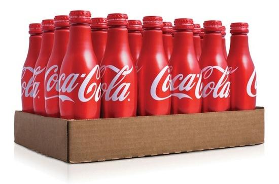 Coca Cola S Chic Aluminum Look Steel Aluminum Copper
