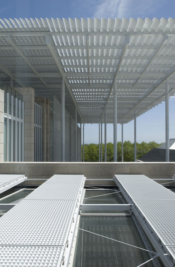 The Art Of Aluminum And Steel In Architect Renzo Piano