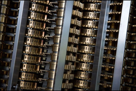The Difference Engine by Charles Babbage (17911871)