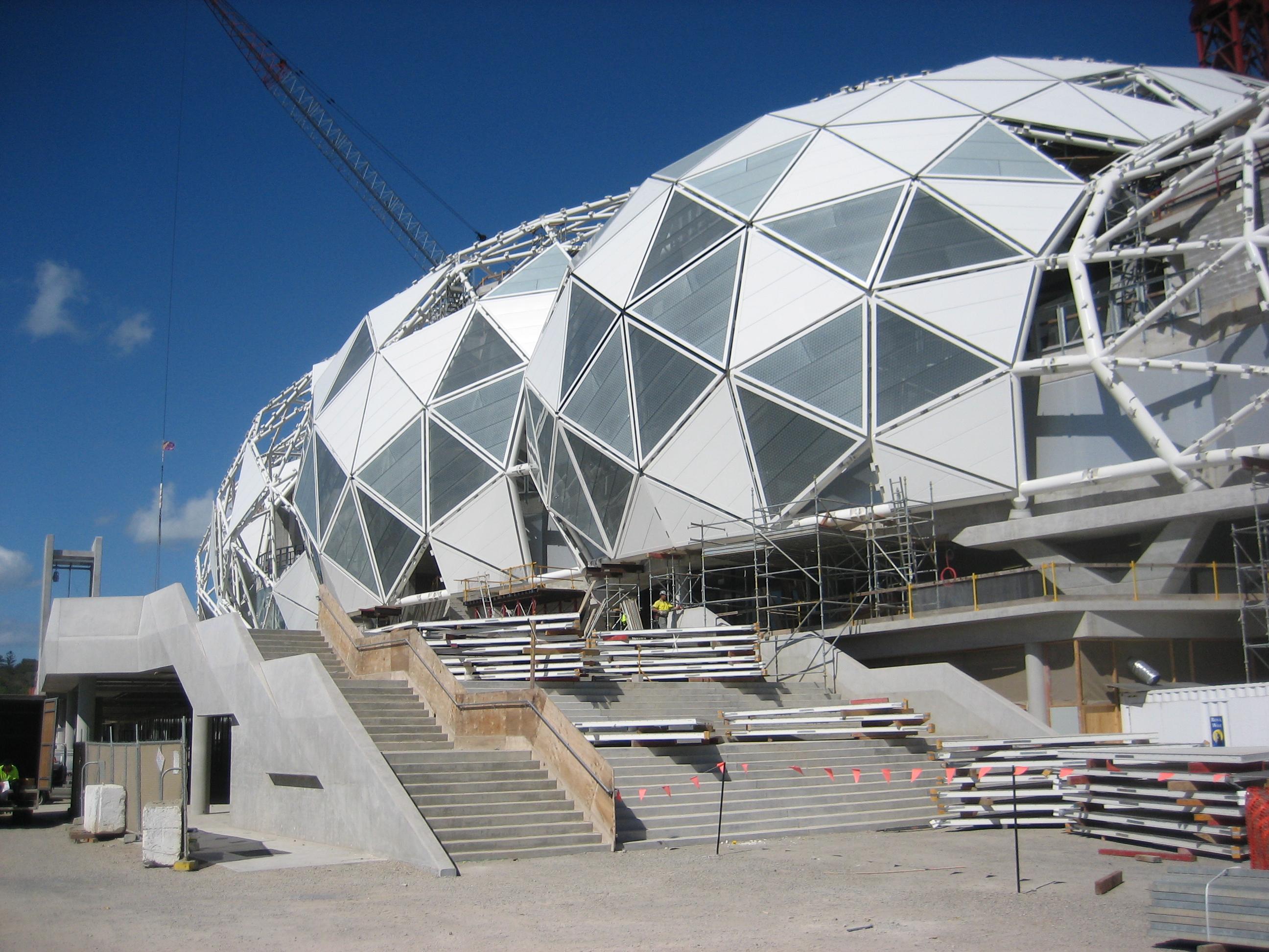 Thyssenkrupp Provides Materials For Revolutionary New Roof