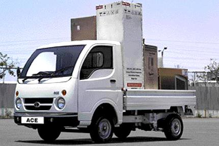 Tata Motors Takes on Africa With the Mini Ace - Steel, Aluminum