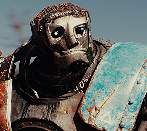Real Steel Robots - More Real Than We Thought - Steel