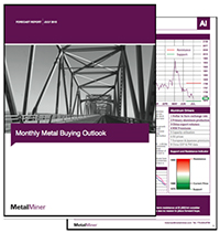 July 2015 Monthly Metal Buying Outlook copy