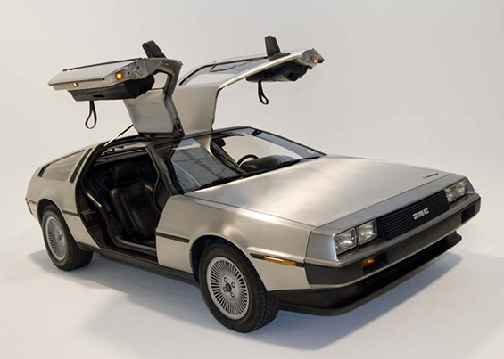 Go Back to the Future and own one of these in 2017. Source: DMC-Texas.
