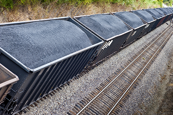 Coal cars may not be lining up in the UK soon. Source: Adobe Stock/Carolyn Franks