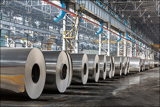 What goes into producing aluminum? Source: Adobe Stock/Pavel Losevsky