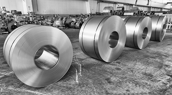 Non-coil stainless is included in a new anti-dumping petition. Source Adobe Stock/Jovanning.