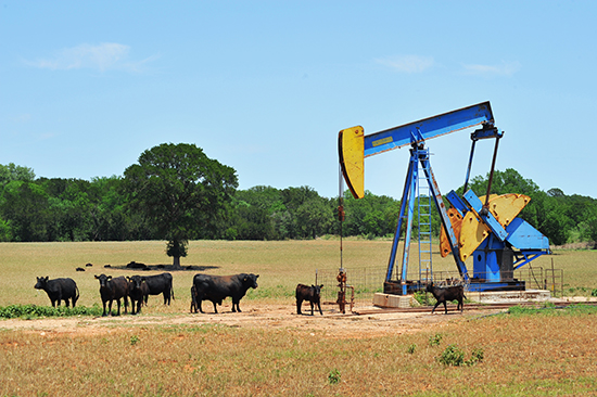 The types of wells that built domestic driller Chesapeake Energy. Source: Adobe Stock/ W.Scott