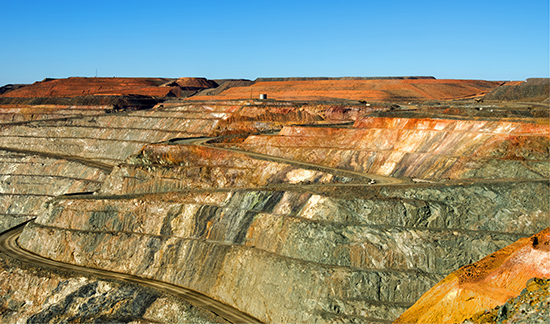 Australia is suddenly awash in higher-priced iron ore at its mines. But is it a real price increase? Source: Adobe Stock/Imagevixen
