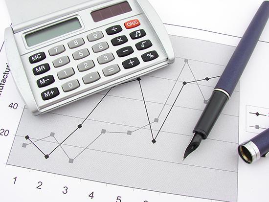 Cost breakdown analysis