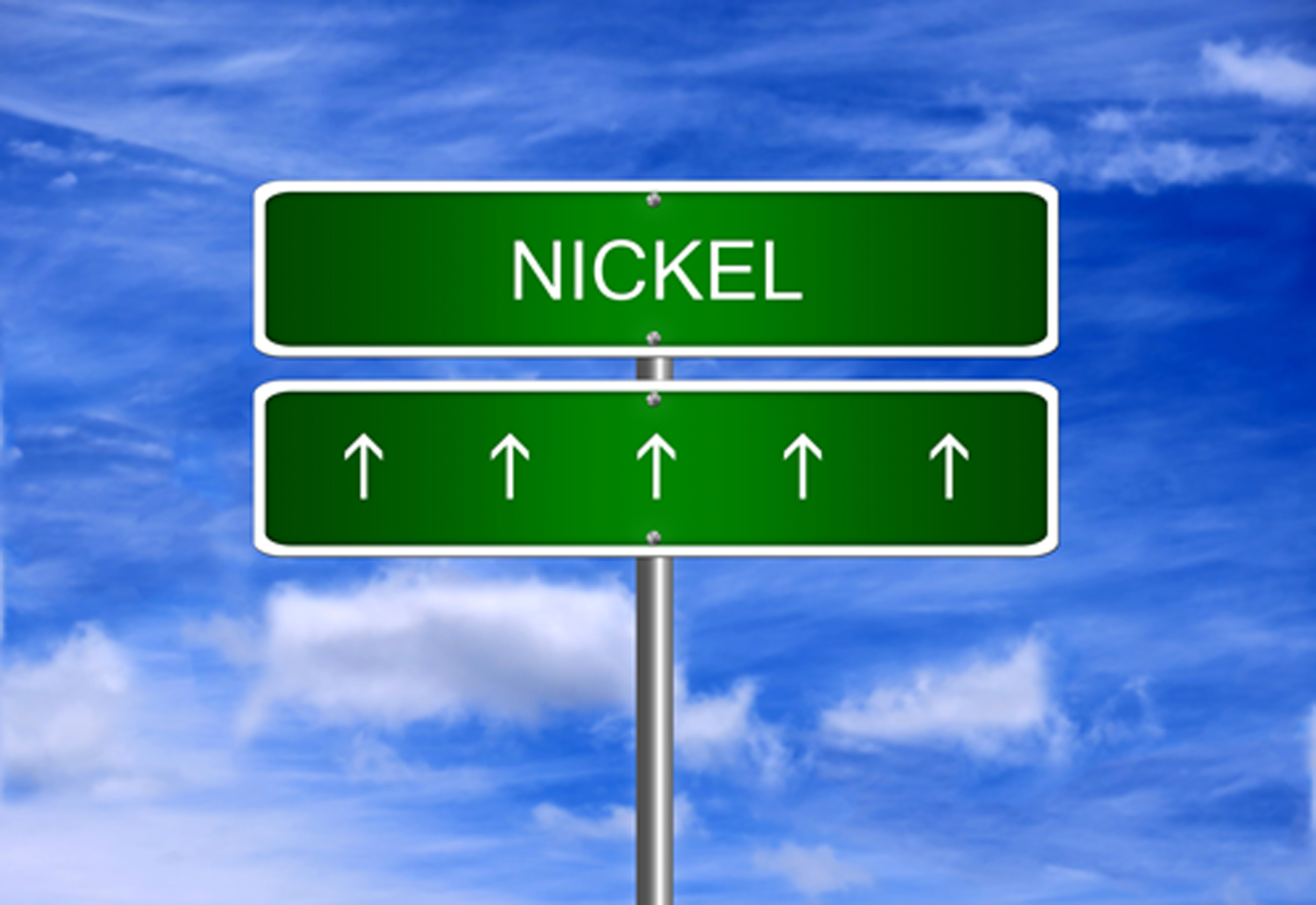 LME Nickel Prices Hit 13200 Per Ton Last Wednesday The Highest Level Since June 2015 Before Investors Took Profits And Price Fell Back A Touch To