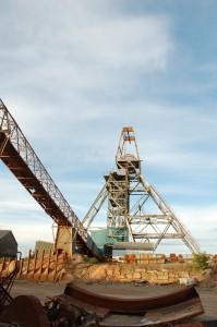 South Crofty tin mine