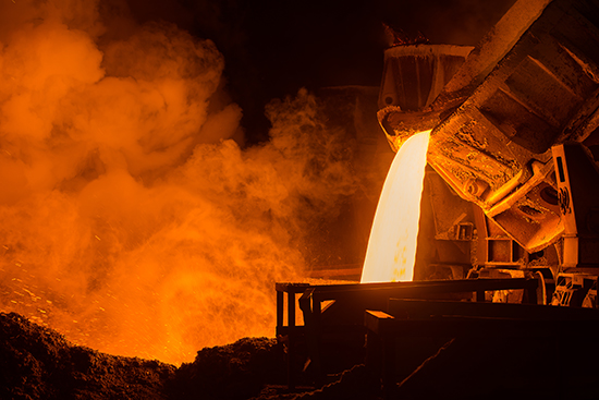 Image result for steel making