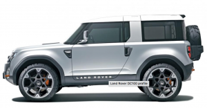 The land rover defender will rise from the ashes for Garage land rover nancy