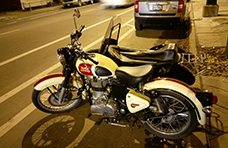 Royal Enfield Motorcycle