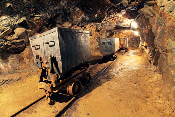 This Morning in Metals: Rio Tinto Finds Copper at Grasberg