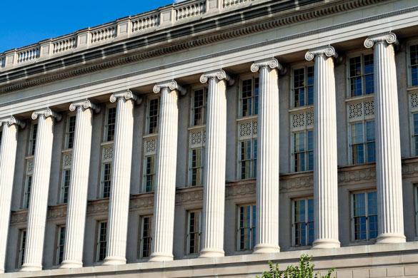 Department of Commerce building