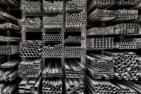 aluminum recovers with more than 13 price jump in a week steel