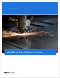 MetalMiner Metal Price Forecasting: Annual Guide