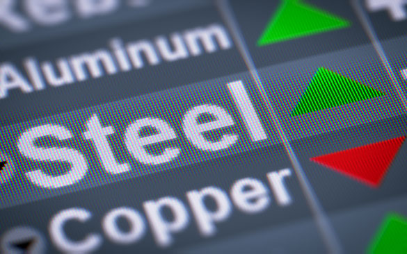 Global Steel Demand Continues to Show Resilience