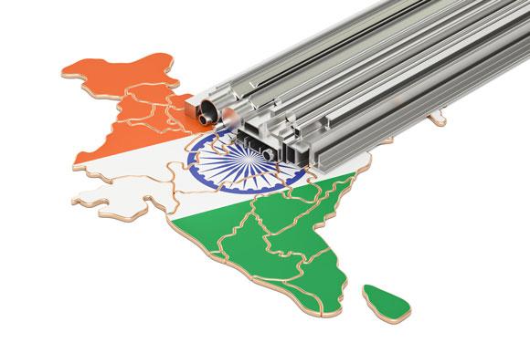 India aluminum
