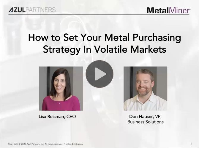 How to Set Your Metal Purchasing Strategy in Volatile Markets slide image