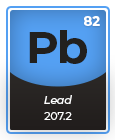 periodic table lead Pb