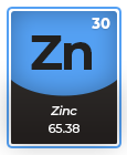 Periodic Table Zinc Zn