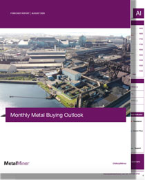Monthly Metal Outlook