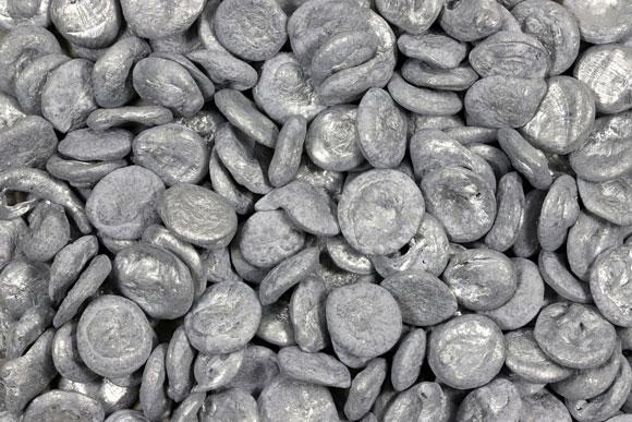 zinc pellets