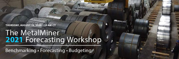 MetalMiner 2021 Forecasting Workshop