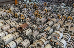 steel shipment