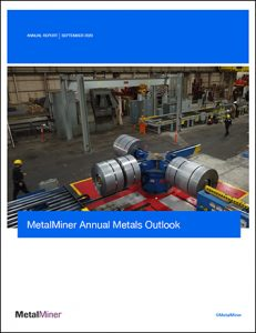 2021 Annual Outlook report