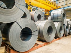 HRC hot-rolled coil steel