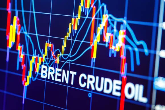 Brent crude oil prices continue to surge as demand begins to recover
