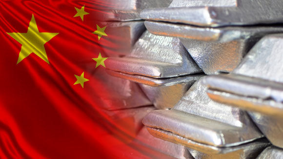 China aluminum