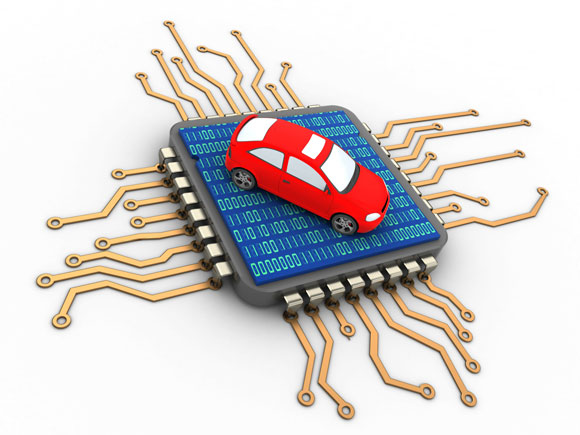 semiconductor and automobile