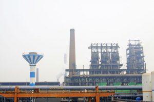 Tangshan steel plant