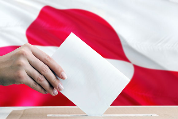 Greenland elections